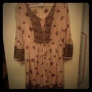 Cute boho dress